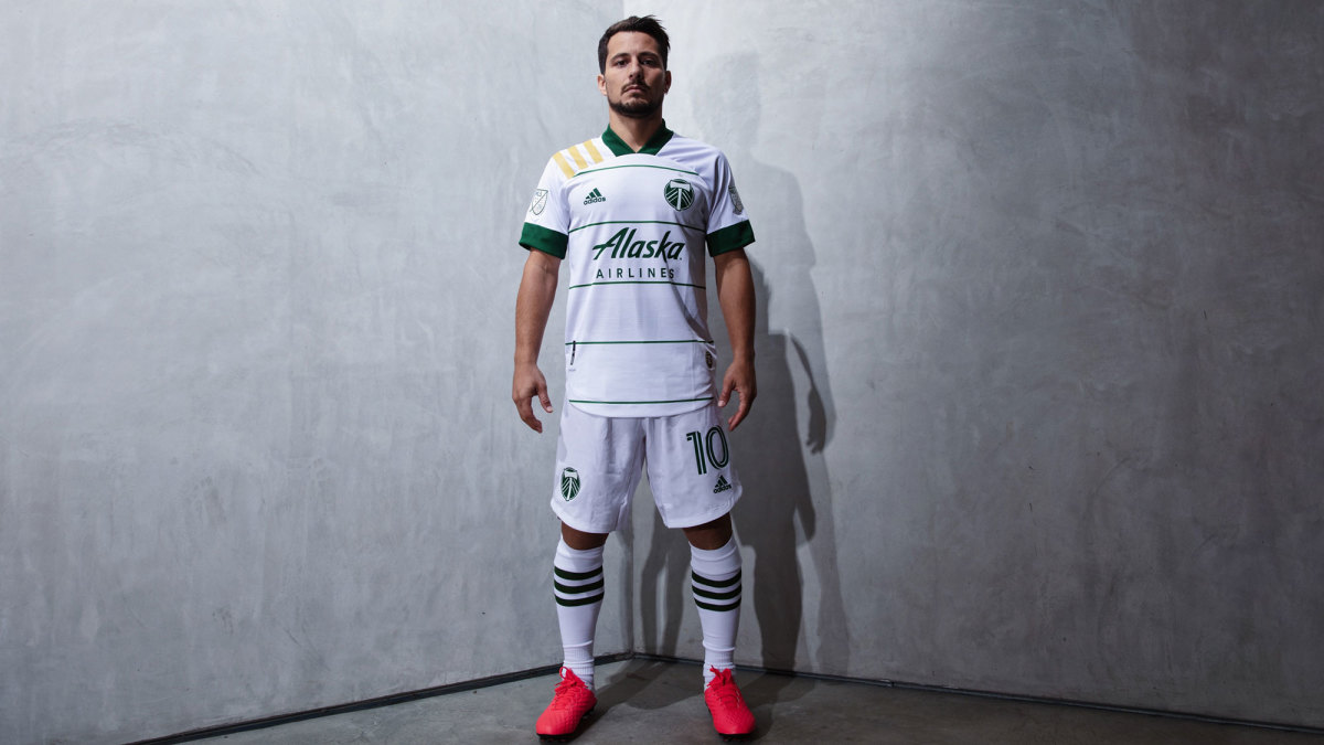 Portland Timbers' 2020 MLS kit