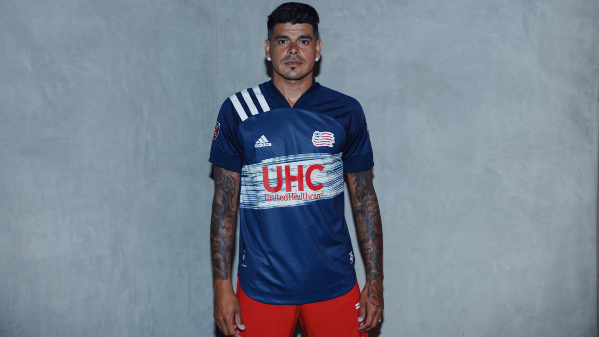 New England Revolution's 2020 MLS kit