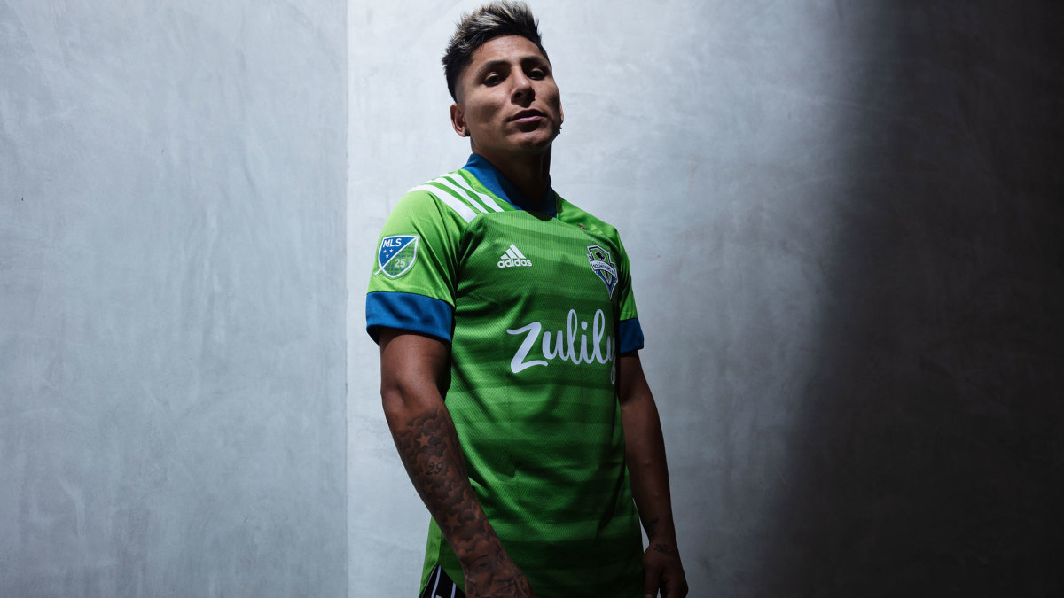 Seattle Sounders 2020 MLS kit
