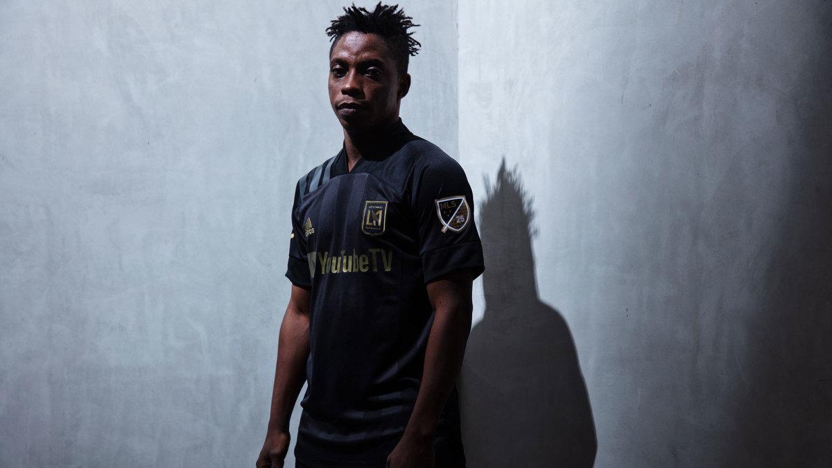 LAFC's 2020 MLS kit