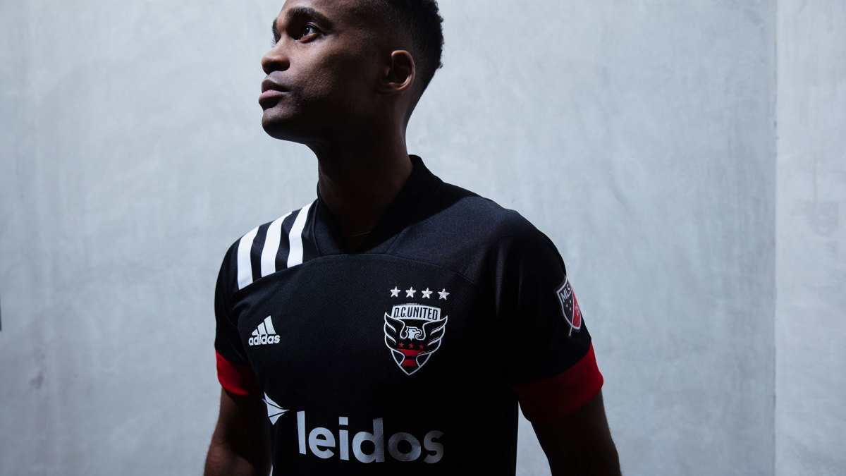 DC United's 2020 MLS kit