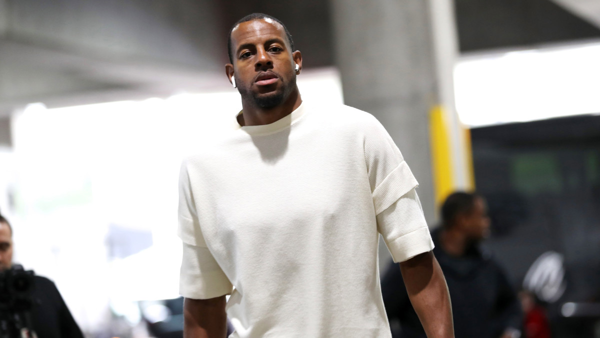 Andre Iguodala has reportedly been traded from the Grizzlies to the Miami Heat.