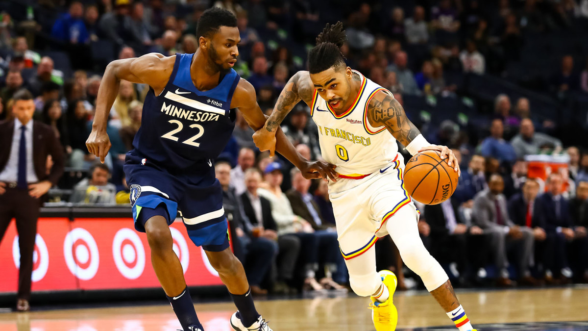Trade Grades: Warriors Deal D'Angelo Russell to Timberwolves for Andrew Wiggins