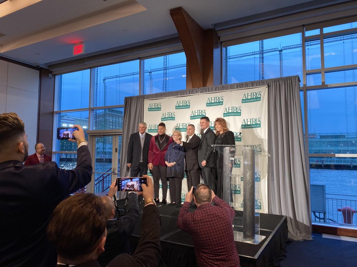 Thurman Munson Award Honorees