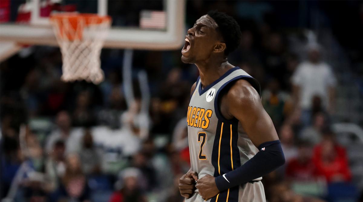 Report: Collison Won't Return to NBA This Season