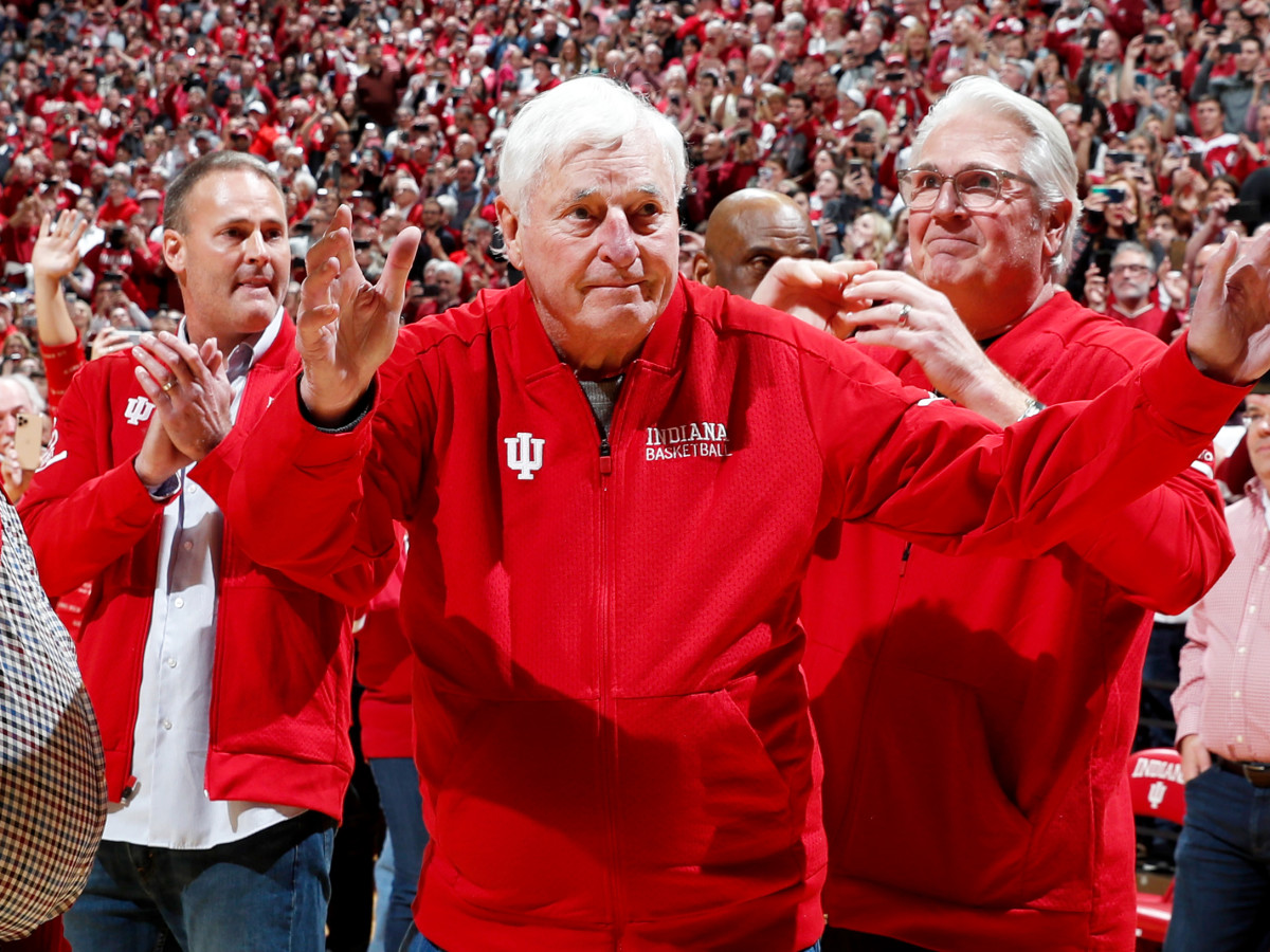 Bob Knight Indiana Return