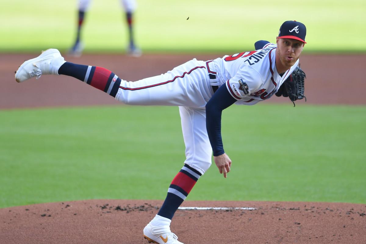 Fantasy Baseball Mike Foltynewicz, Atlanta Braves
