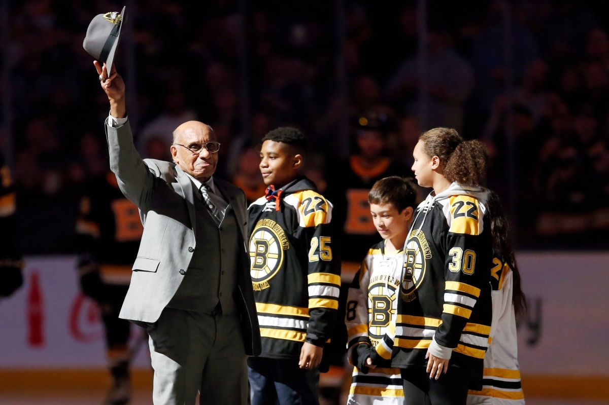 Black History Month: The Legacy of Hockey Pioneer Willie O'Ree Continues to Grow
