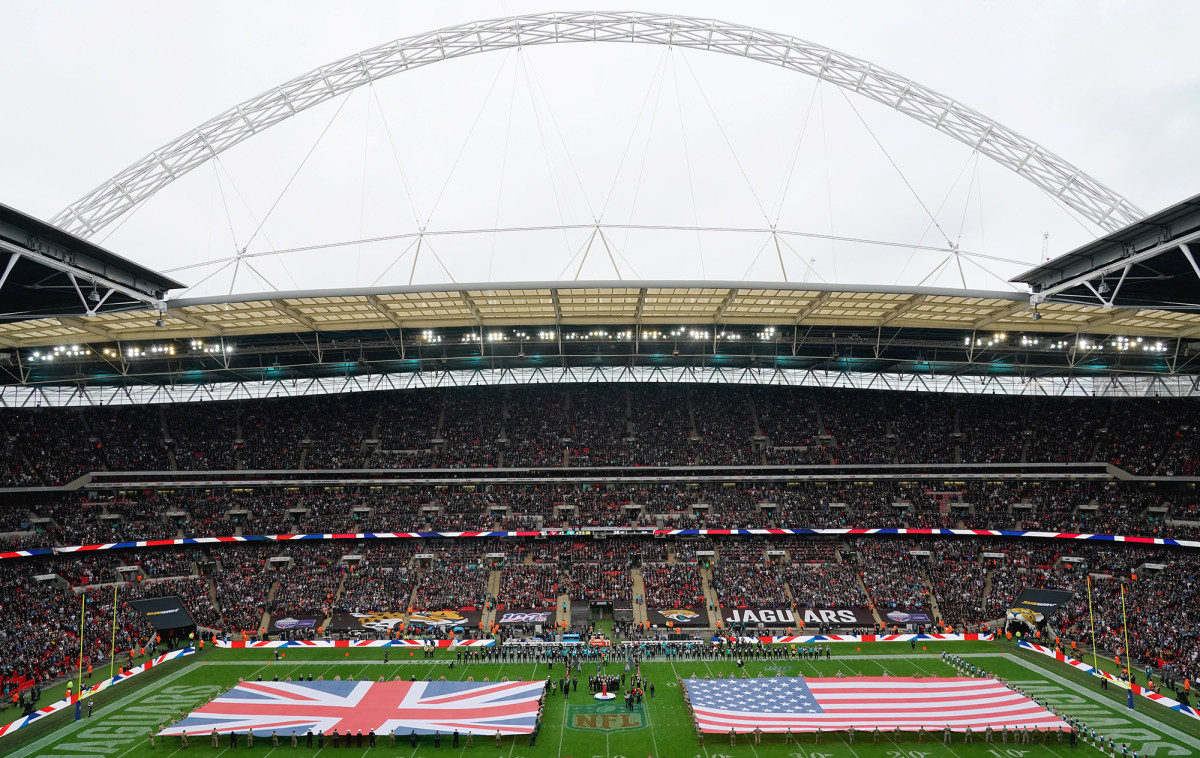The Jags have played at Wembley in each of the last seven seasons.