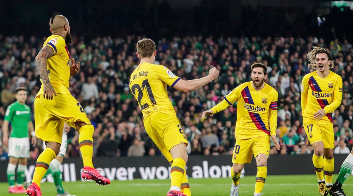 Resumen de Getafe CF vs FC Barcelona (1-2) - YouTube  |Getafe- Barcelona