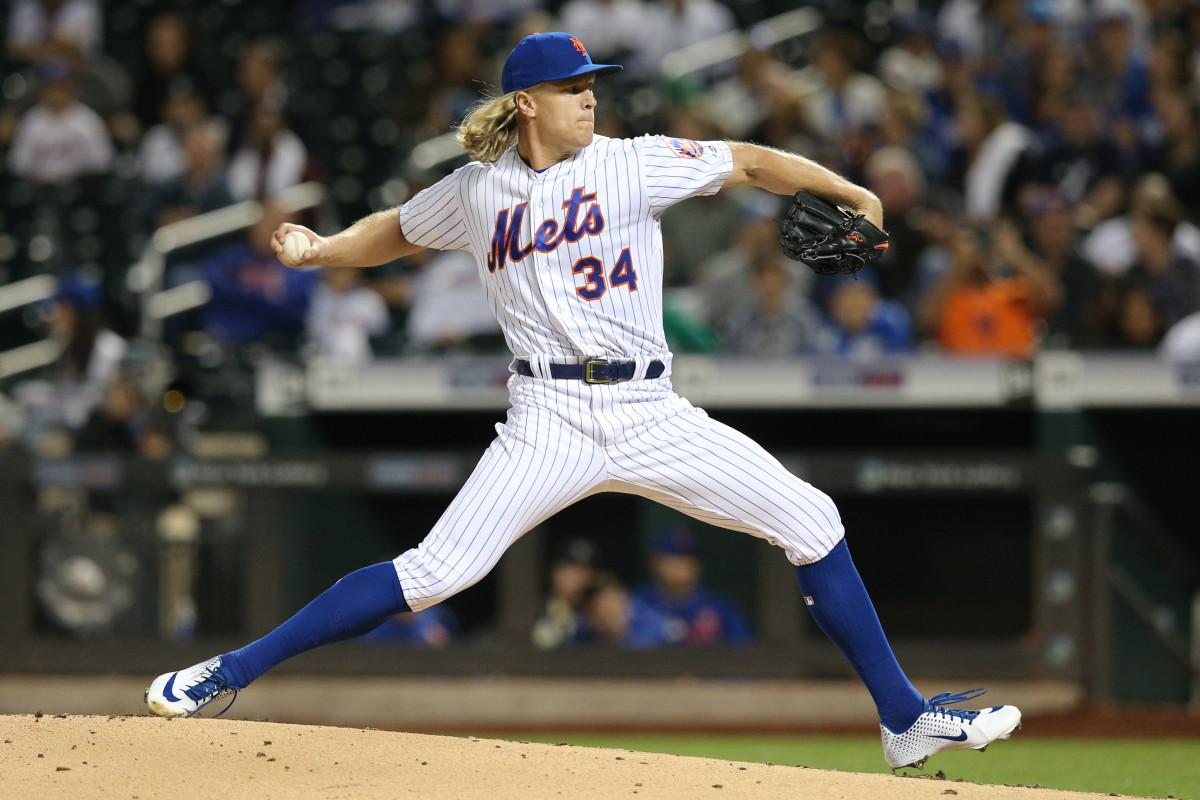 Fantasy Baseball Noah Syndergaard, New York Mets