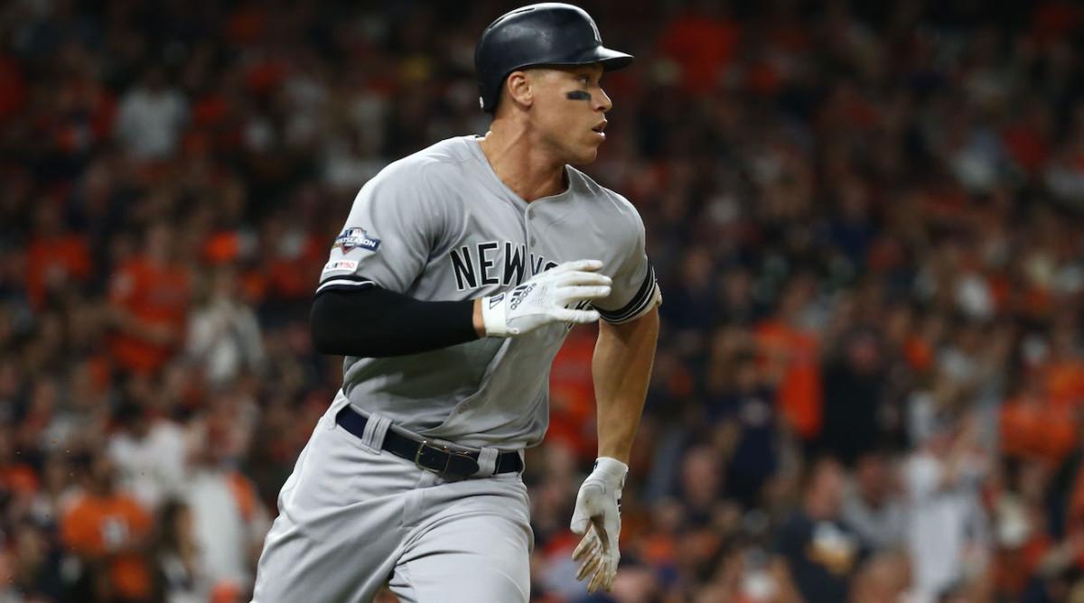 Fantasy Baseball: Aaron Judge