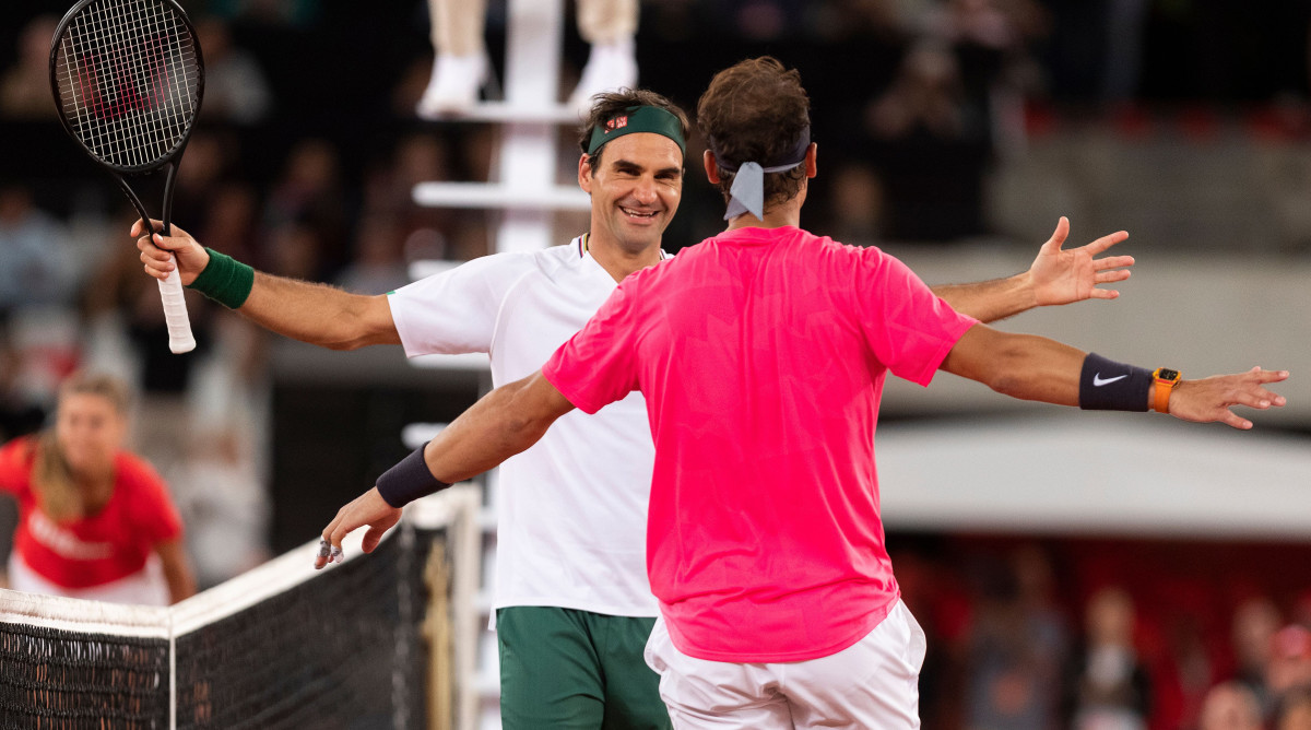Mailbag: Federer-Nadal Exhibition, Big Three Narrative