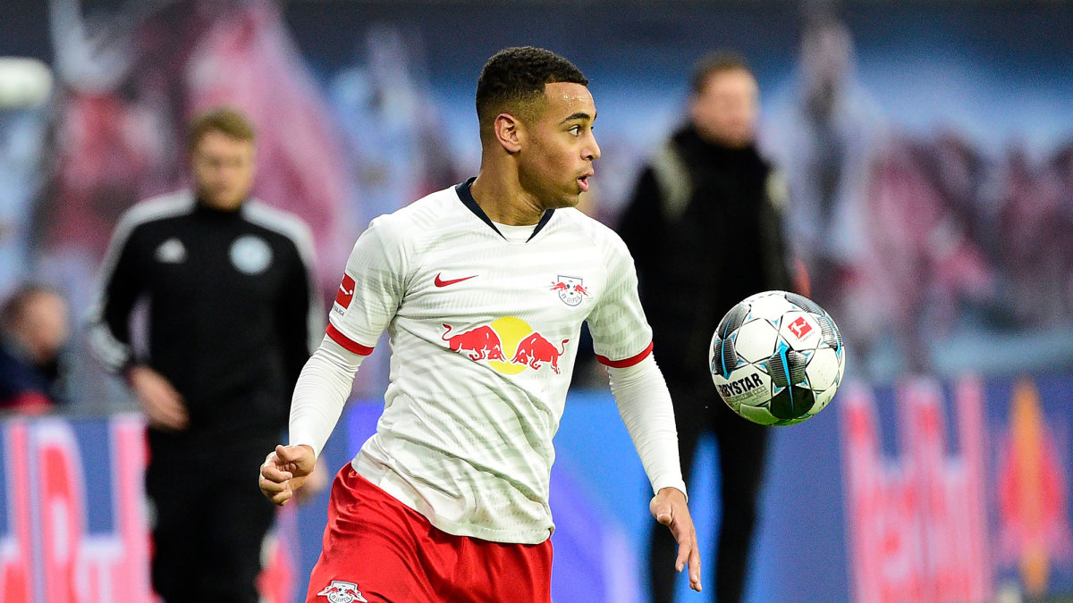 Tyler Adams has big visions for club and country
