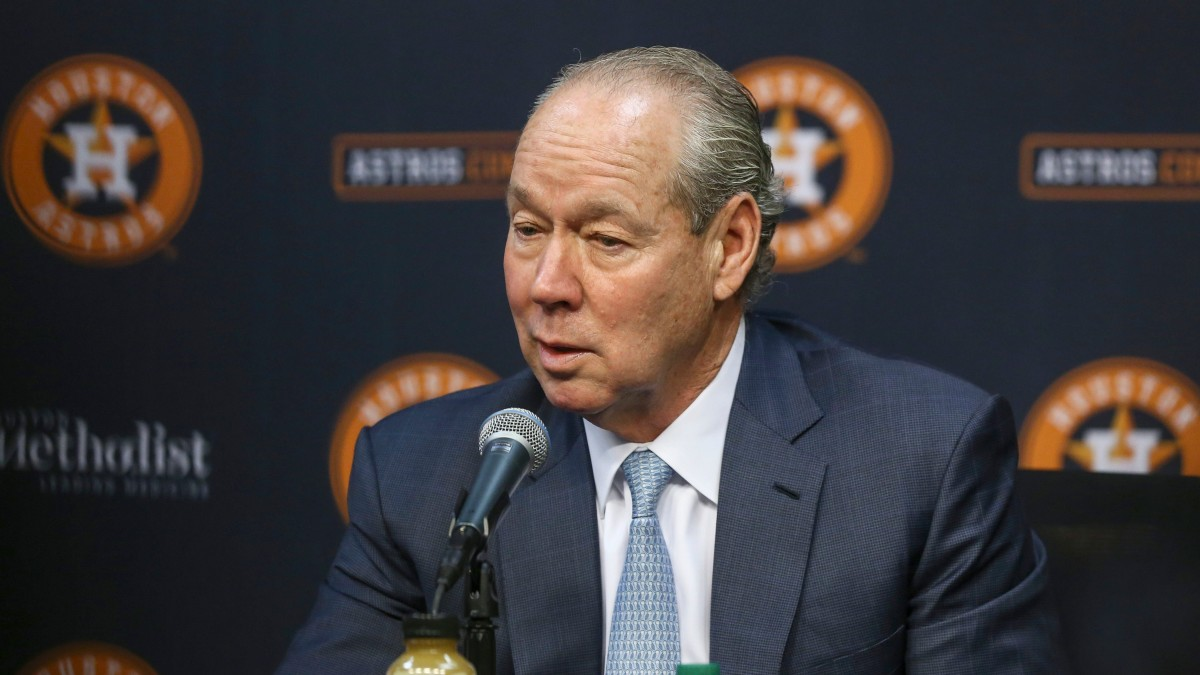 Jim Crane: Astros Sign Stealing 'Didn't Impact the Game'
