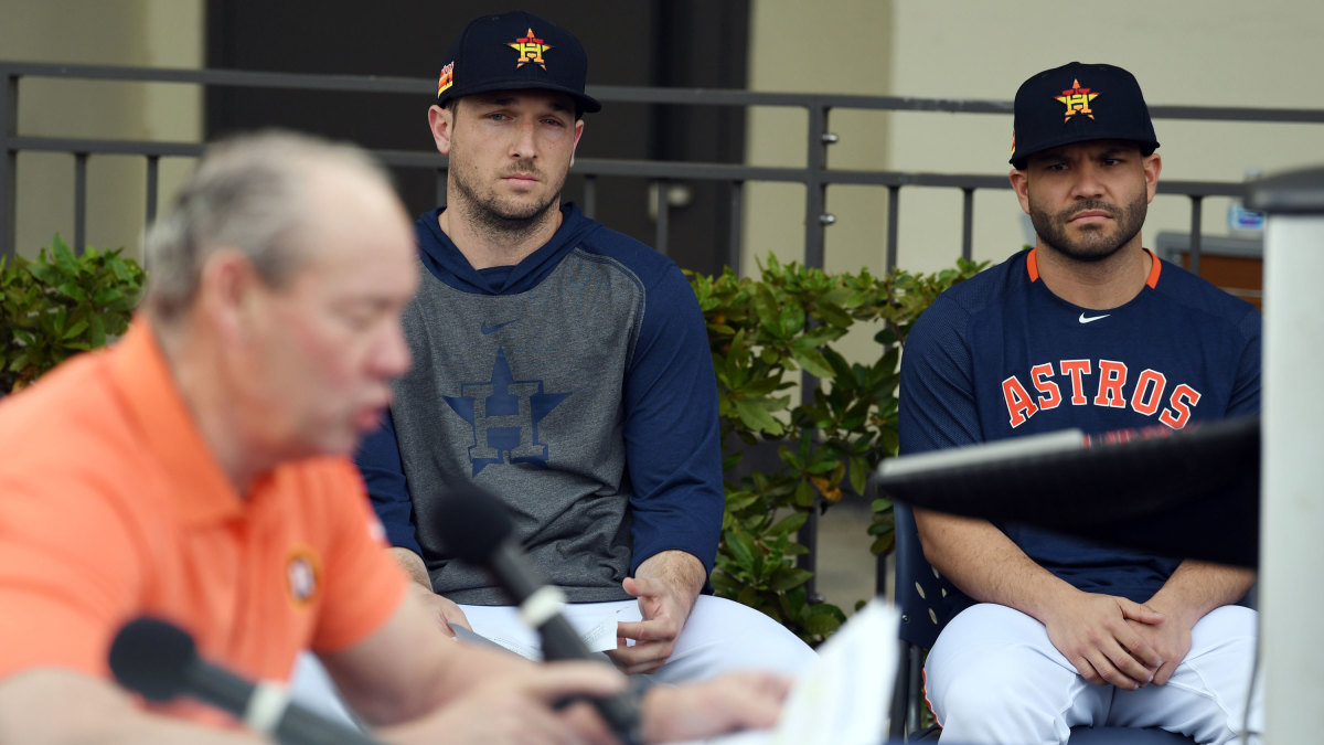 Twitter Has Field Day With Astros' Fake Apologies: TRAINA THOUGHTS