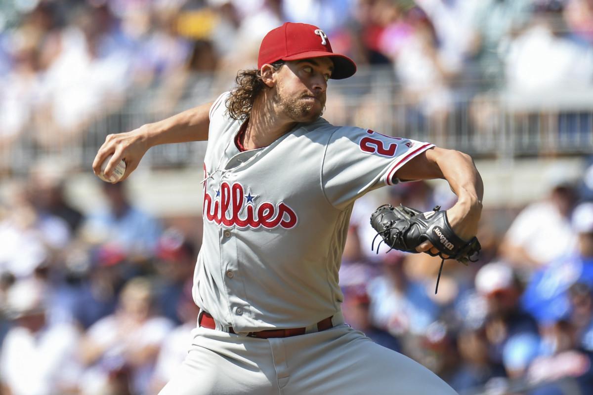 Fantasy Baseball Aaron Nola, Philadelphia Phillies