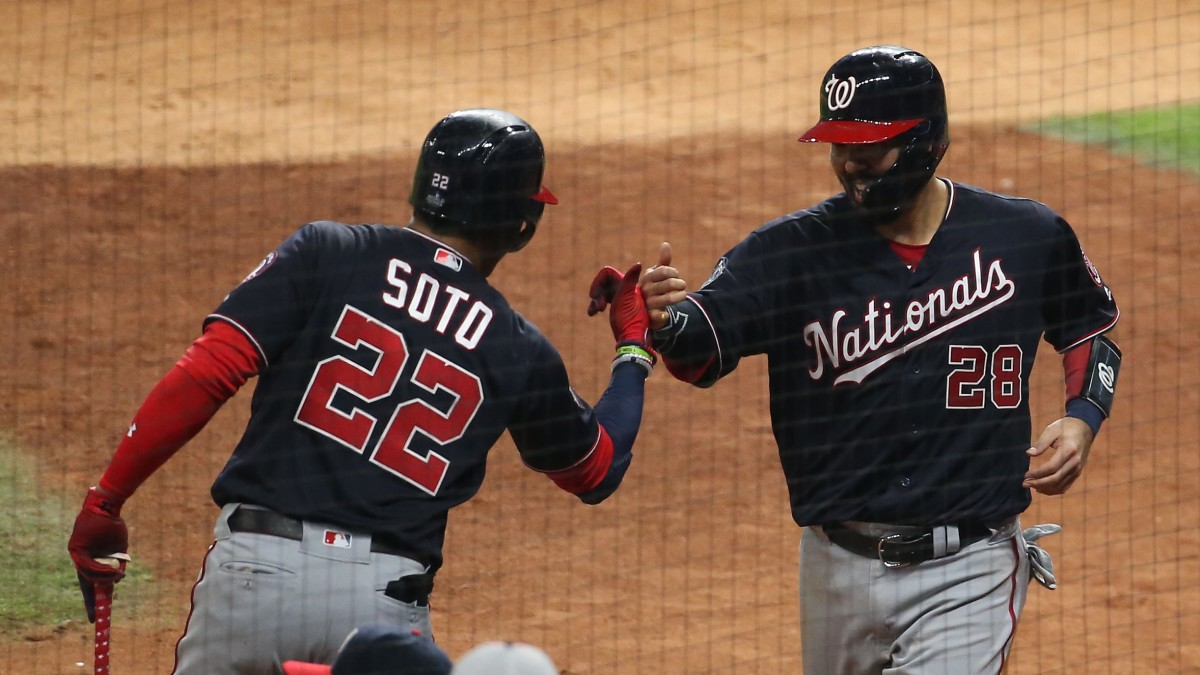 Nationals Catcher Kurt Suzuki Accuses Astros of Cheating in 2019 World Series