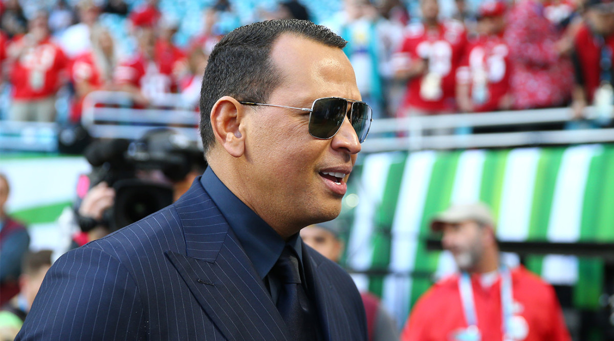 Report: A-Rod Emerges as Potential Suitor to Buy Mets