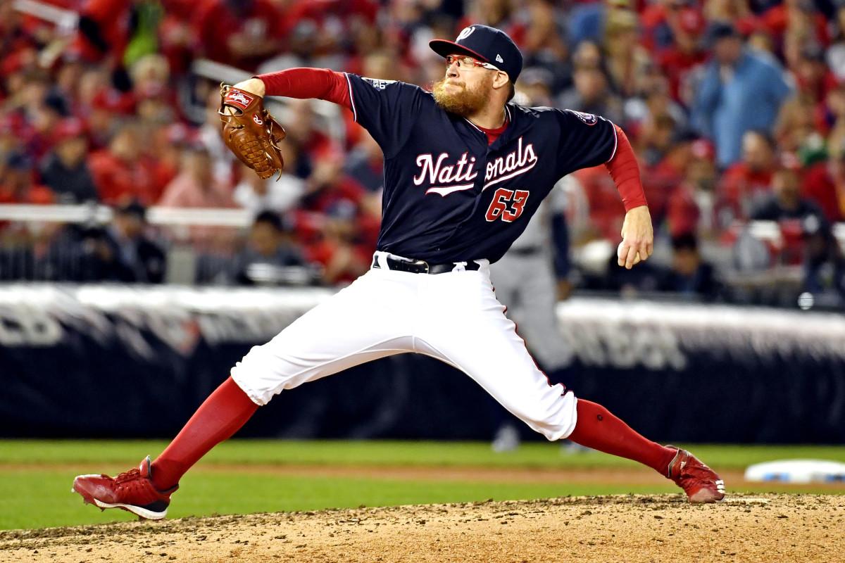 Fantasy Baseball Sean Doolittle, Washington Nationals