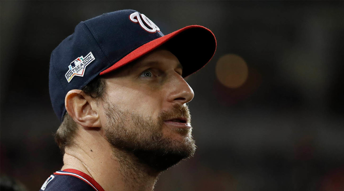 Max Scherzer on Replay: 'We've Seen the Unintended Consequences of This'
