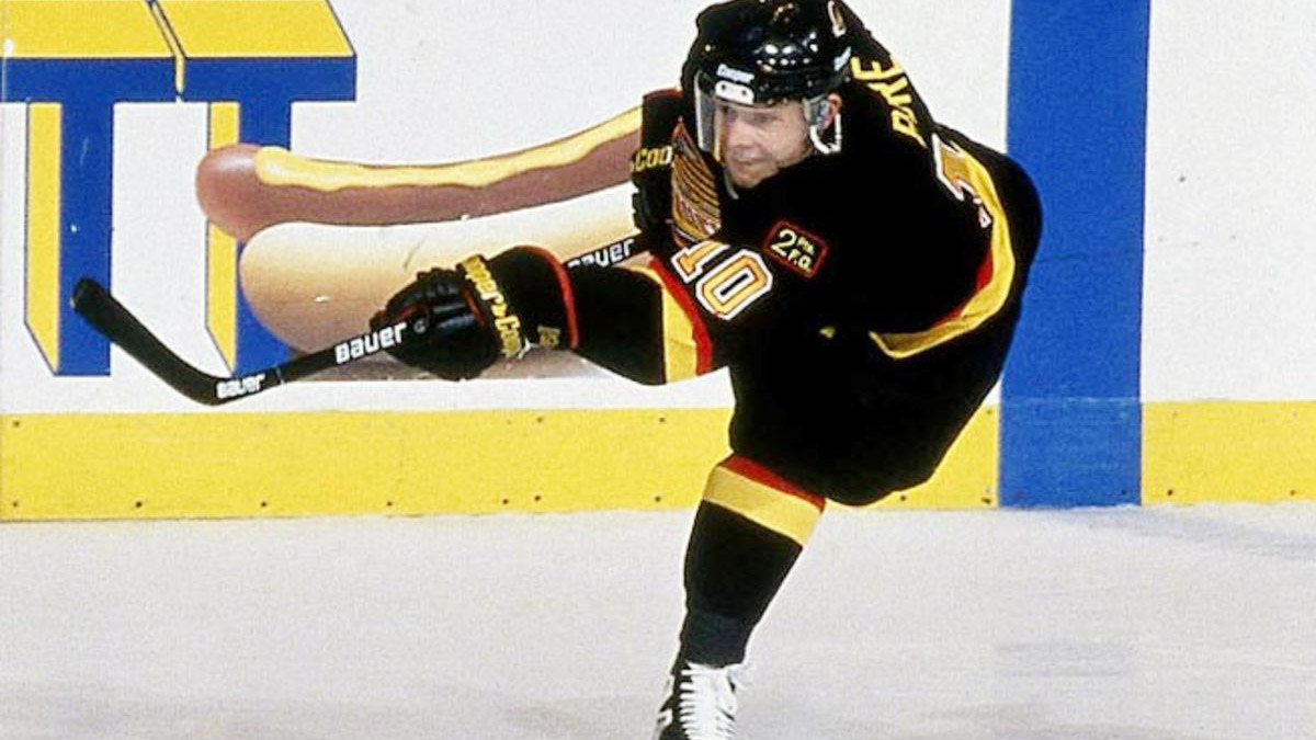 The Man Who Discovered Pavel Bure