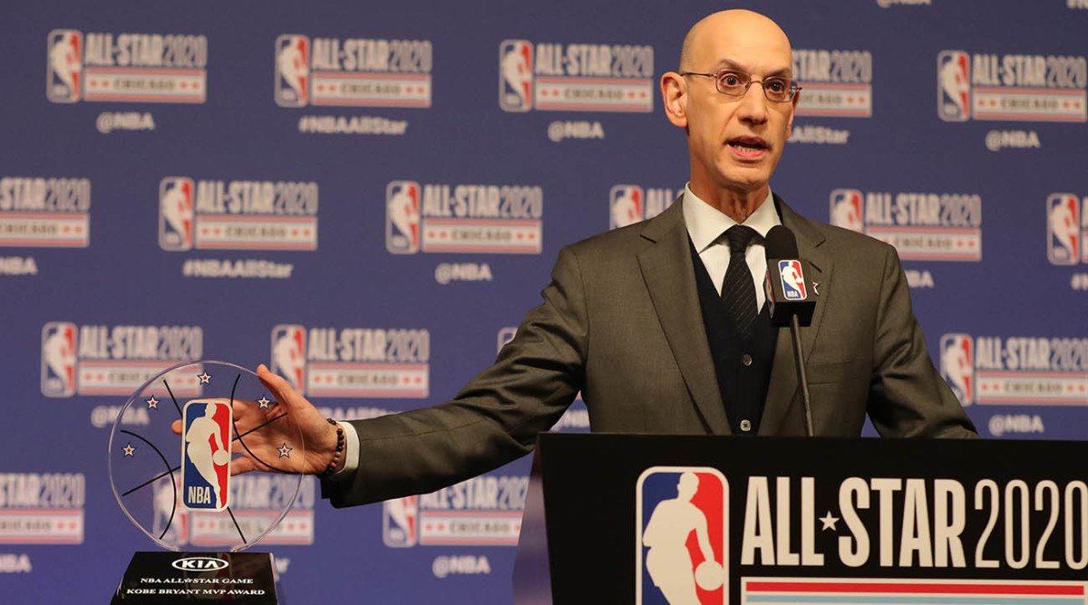 Report: NBA Reducing Salaries of Top Executives Amid Pandemic