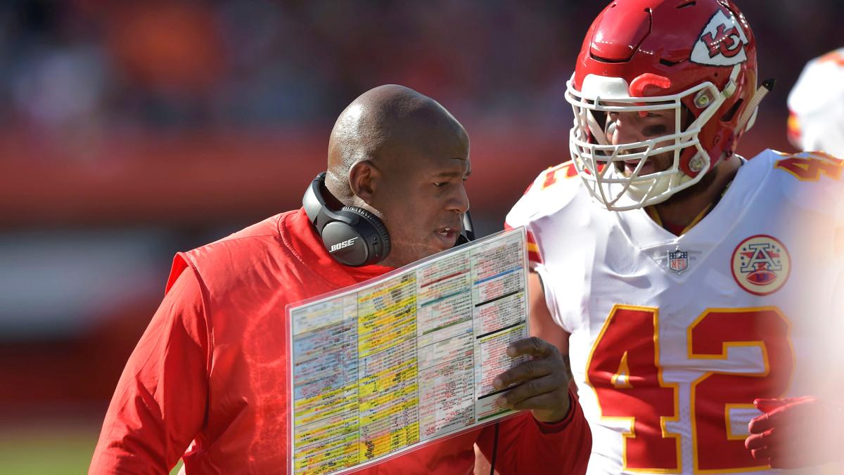 Under Bieniemy, the Chiefs averaged 39.0 points per game in the postseason.