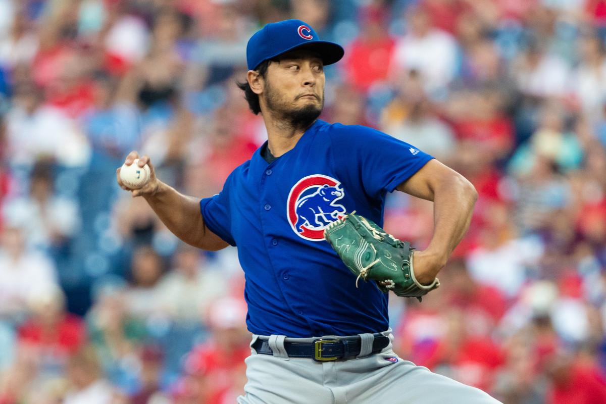 Fantasy Baseball, Yu Darvish Chicago Cubs