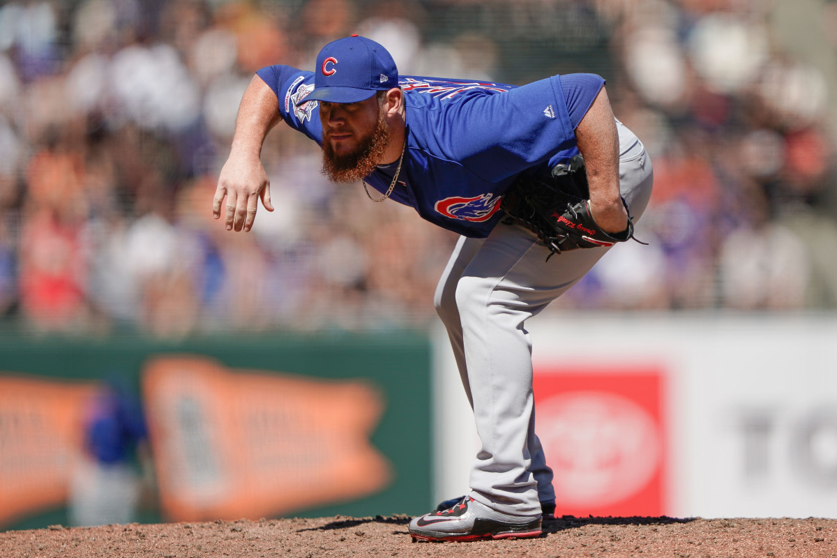 Fantasy Baseball, Craig Kimbrel Chicago Cubs