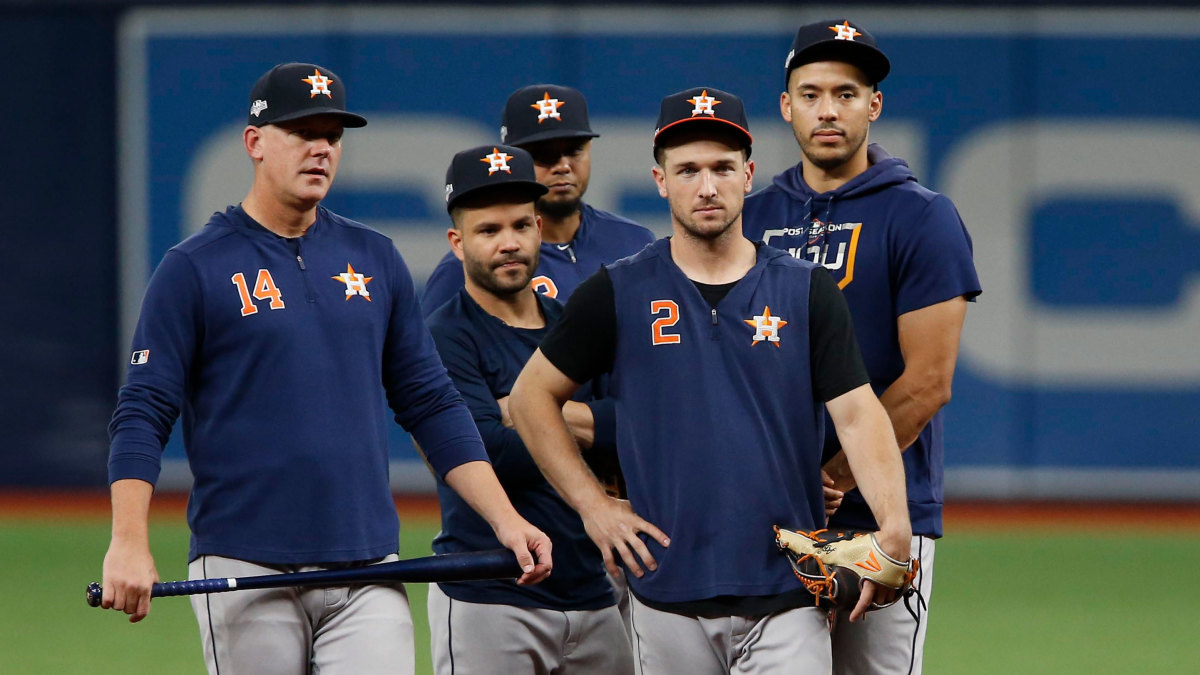 Astros Are Now Being Sued by a Season-Ticket Holder