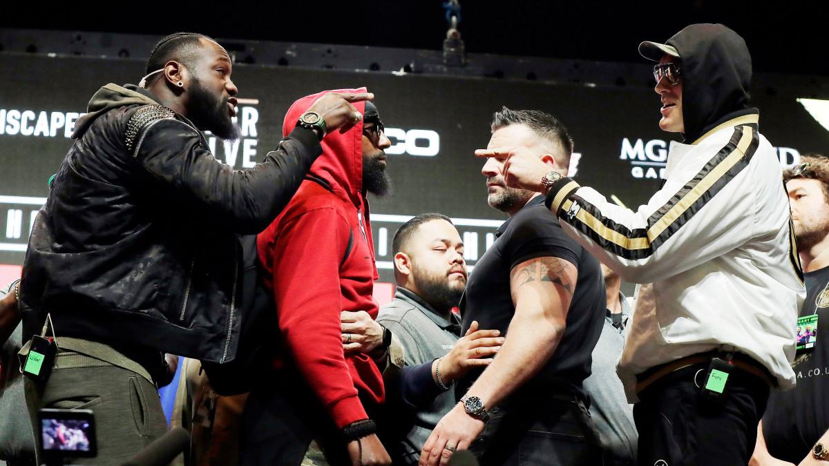 tyson fury fight - photo #3