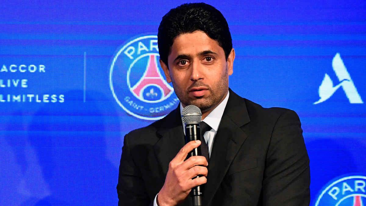 PSG president Al-Khelaifi lauds Ronaldo's 'extraordinary strength of character'