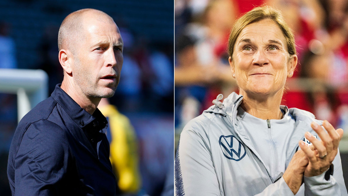 What U.S. Soccer Paid Berhalter, Ellis, Klinsmann, More