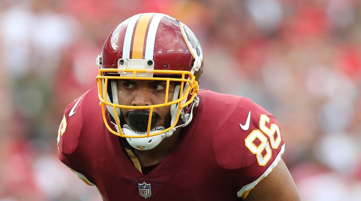 Report: Redskins Release Jordan Reed