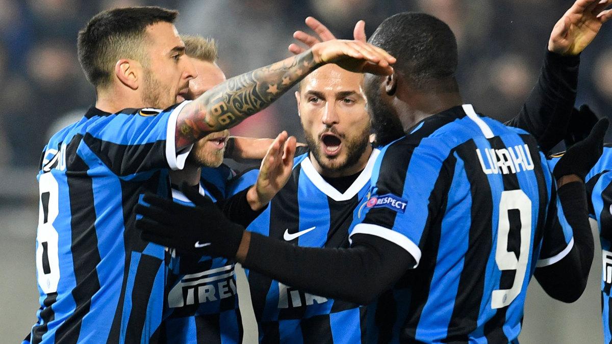 UEL: Eriksen Scores in Inter Win; Man United Held to Draw