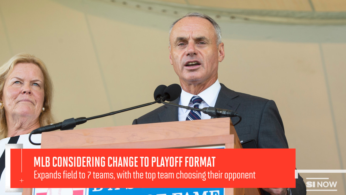 MLB's Proposed Change In Playoff Format Is Gaining Support From Owners
