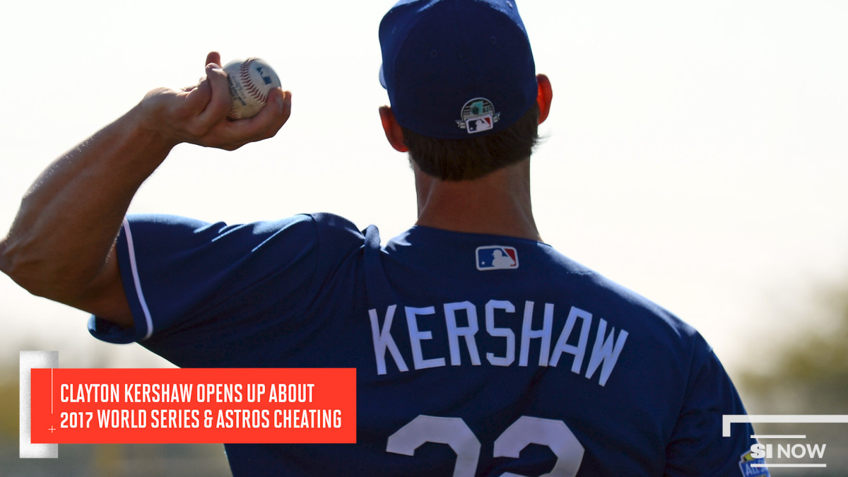 Clayton Kershaw Opens Up About 2017 World Series and the Houston Astros