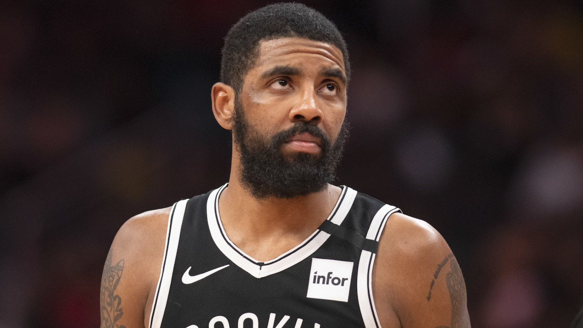 Kyrie Irving Reportedly Undergoing Procedure on His Right Shoulder, Where Does This Leave the Nets?