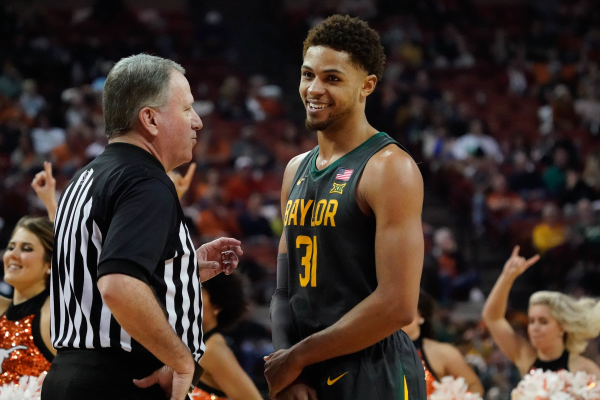 College Basketball Marquee Matchup: Kansas @ Baylor Betting Preview