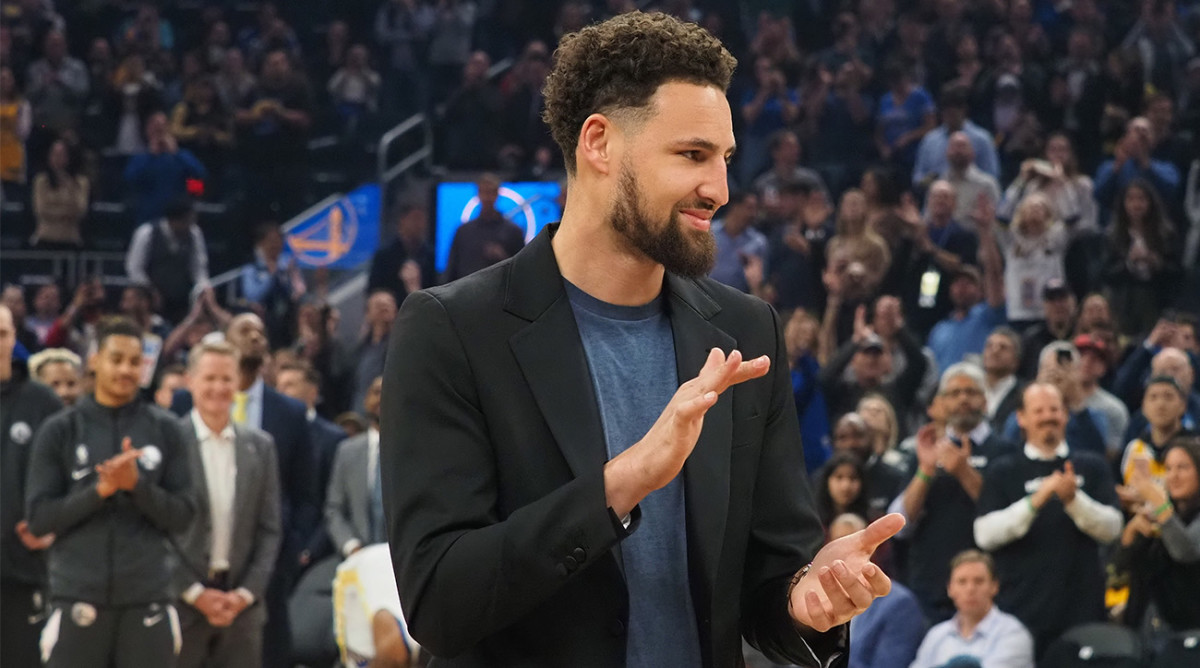 Warriors Officially Rule Klay Thompson Out for Season
