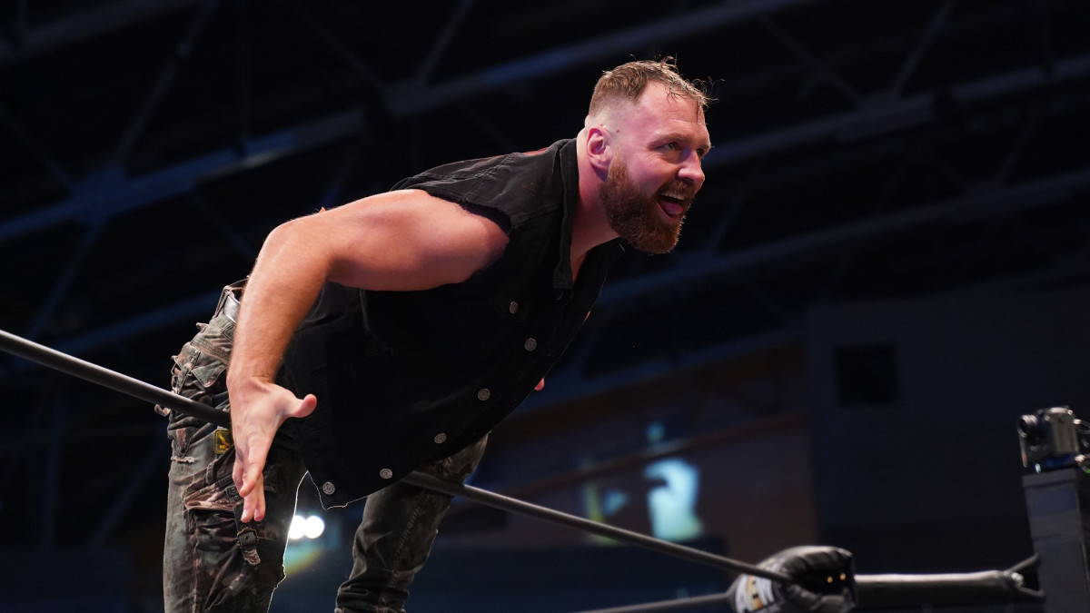 Jon Moxley Explains How He Got His Ring Name