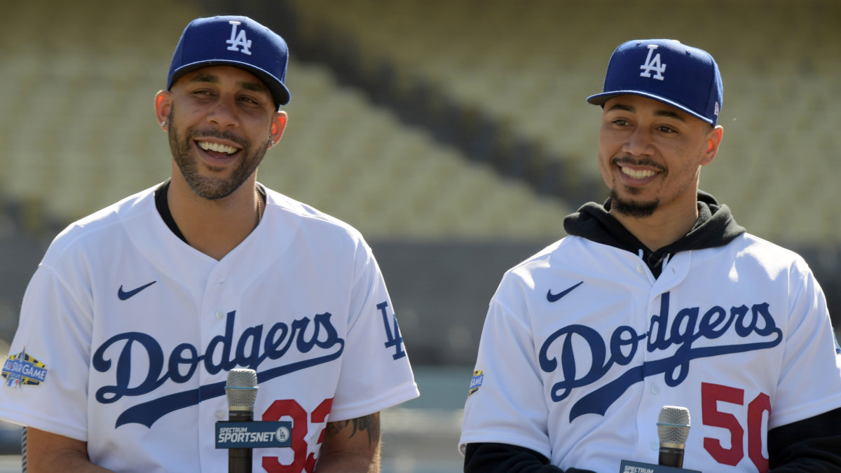 David Price Ready for Fresh Start With Dodgers