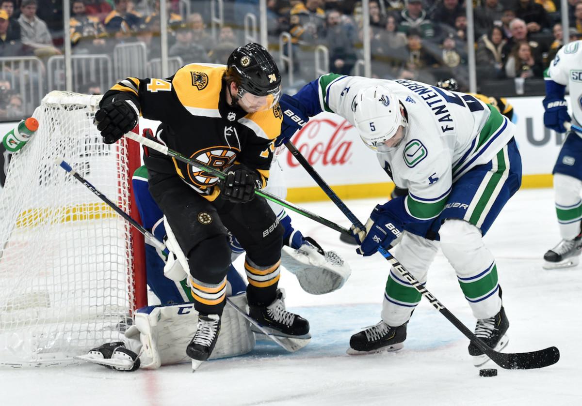 NHL Best Bets: Bruins-Canucks, more