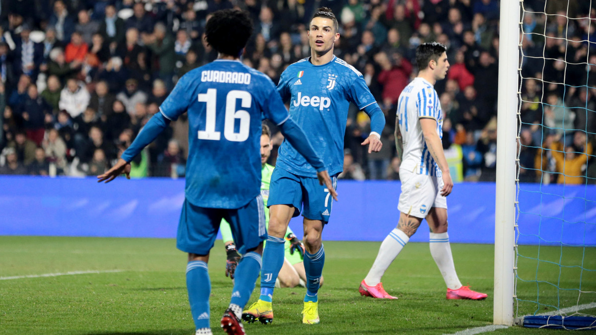 Ronaldo Matches Goal Record in 1,000th Game
