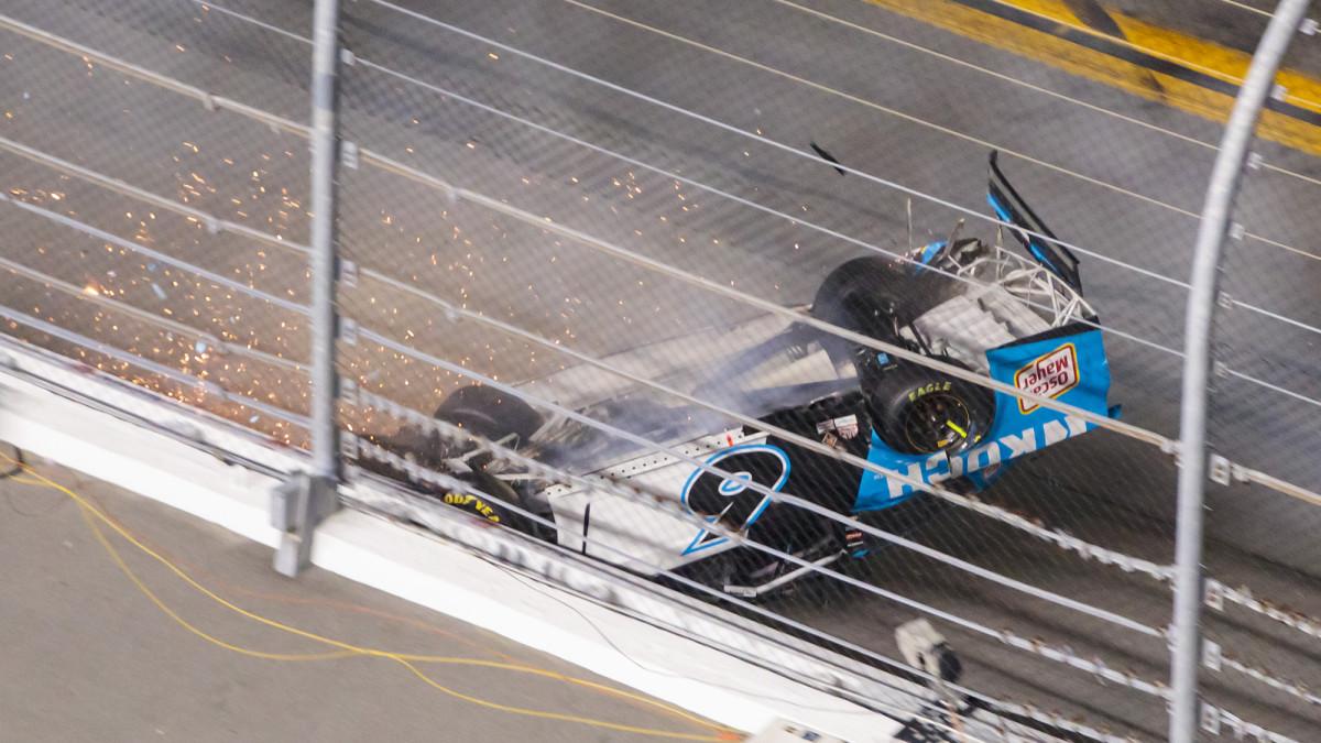 Ryan Newman Suffered Head Injury in Daytona 500 Crash