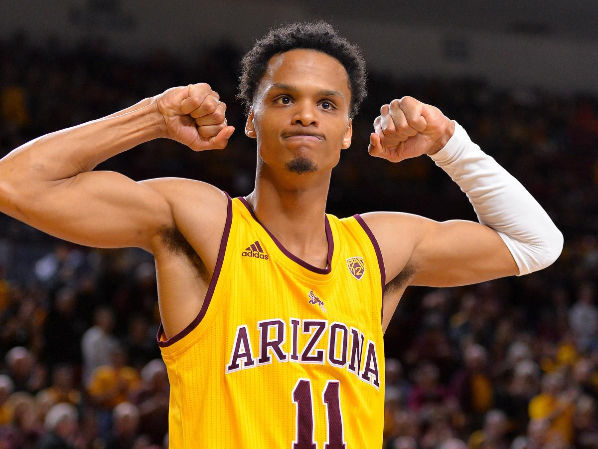 Arizona State basketball Pac 12