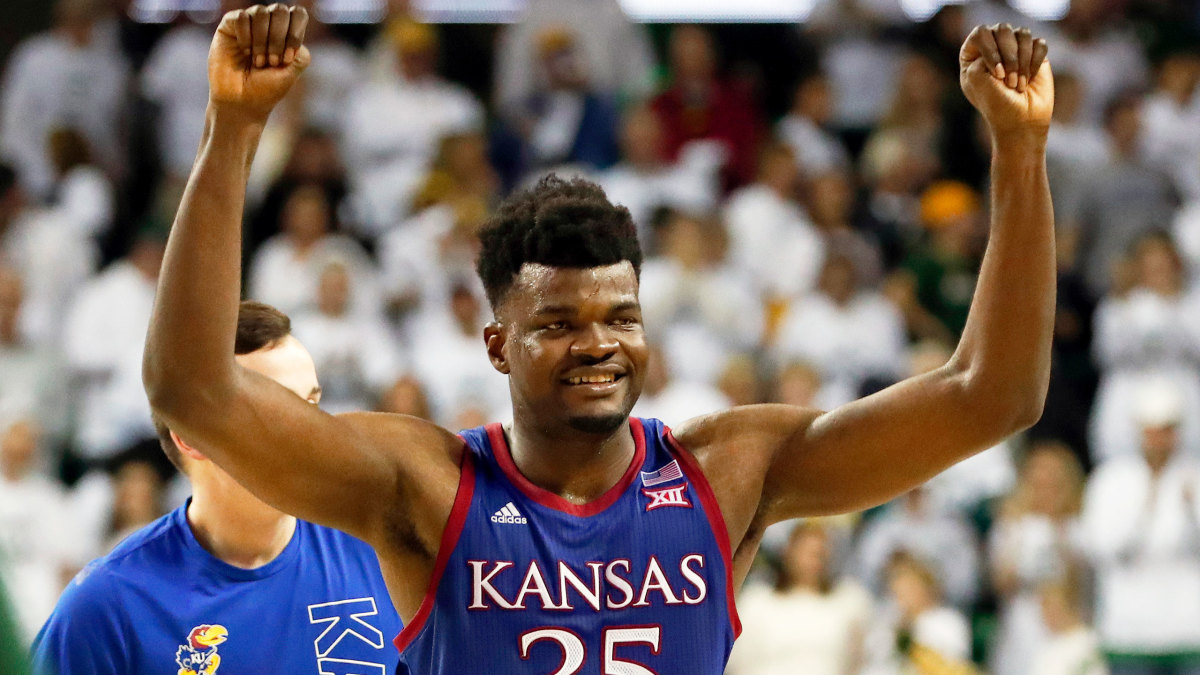 Kansas basketball March Madness bracket 2020