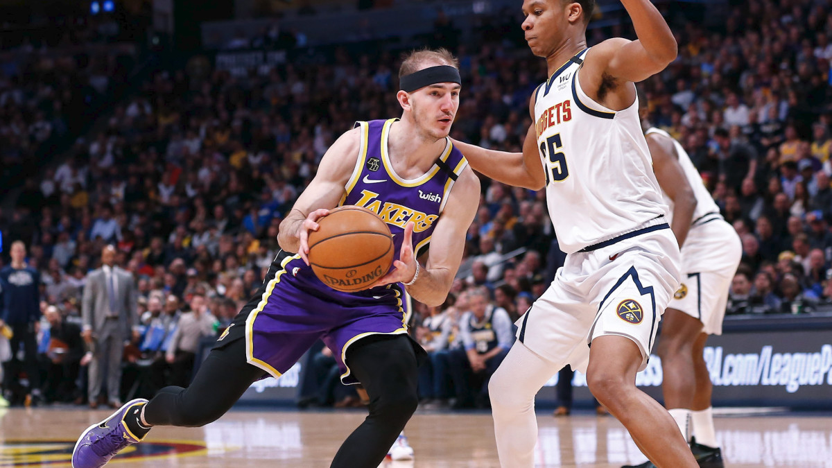 Alex Caruso Has Been a Surprise X-Factor for the Los Angeles Lakers