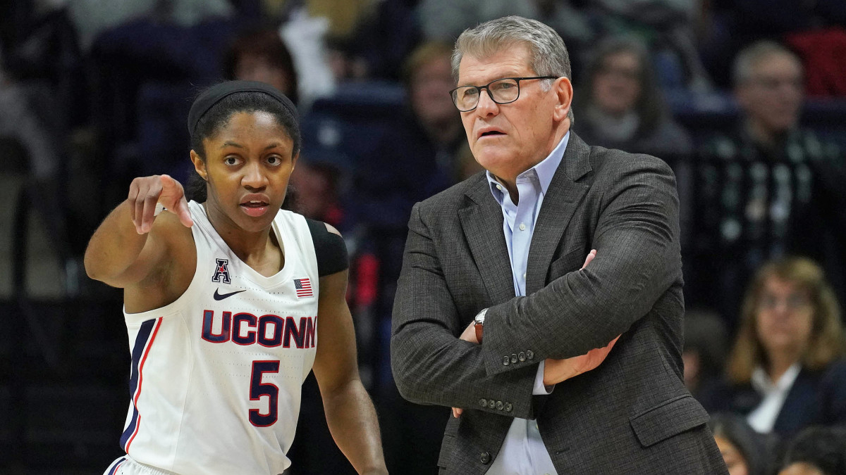 UConn Isn't Its Dominant Self—and That's O.K.